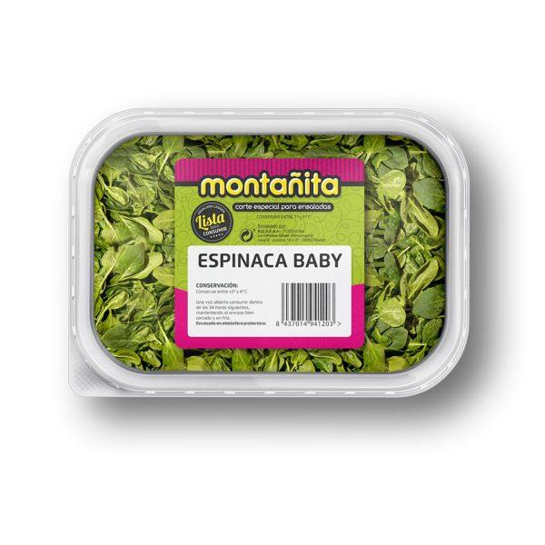 Espinacas-Baby